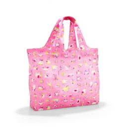 Reisenthel mini maxi beachbag kids (abc friends pink) Utazó sporttáska