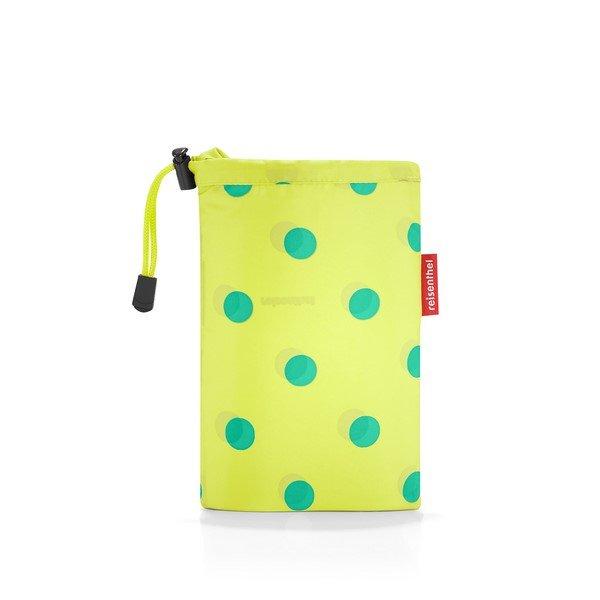 mini maxi poncho (lemon dots) 02