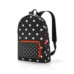 Reisenthel mini maxi rucksack (mixed dots) Hátizsák
