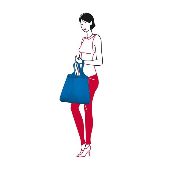 mini maxi shopper (green) 07