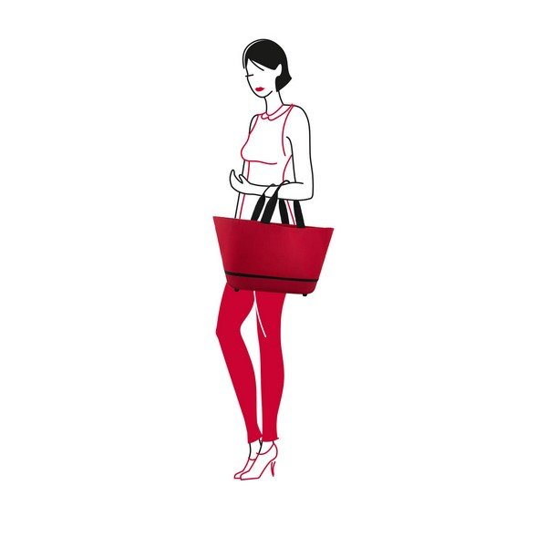 shoppingbasket (red) 09