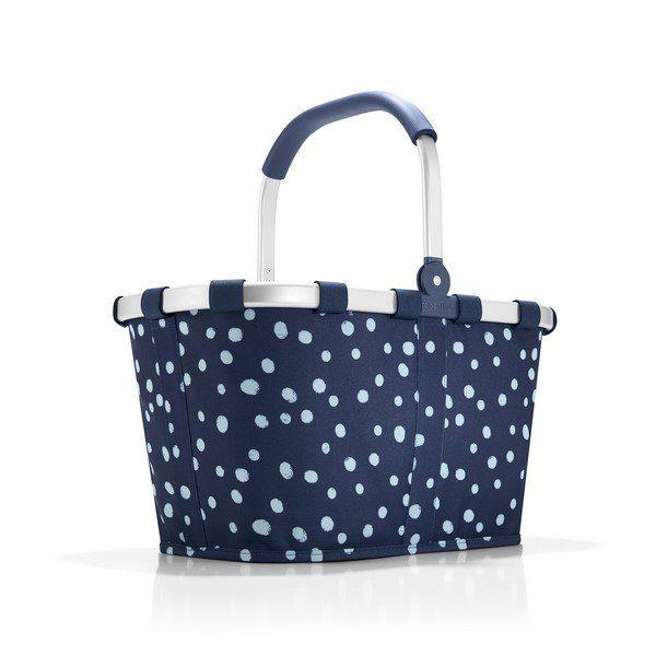 Reisenthel carrybag (spots navy) Bevásárlókosár
