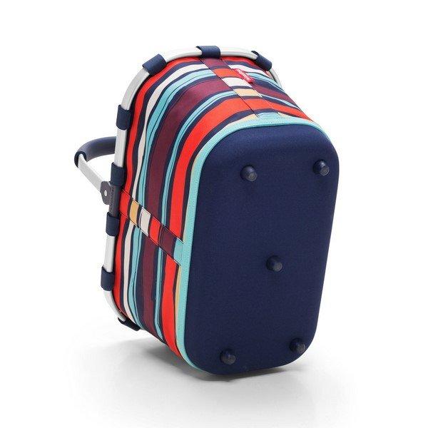 Reisenthel carrybag 2 (artist stripes) Bevásárlókosár 03