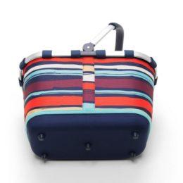 Reisenthel carrybag 2 (artist stripes) Bevásárlókosár 04