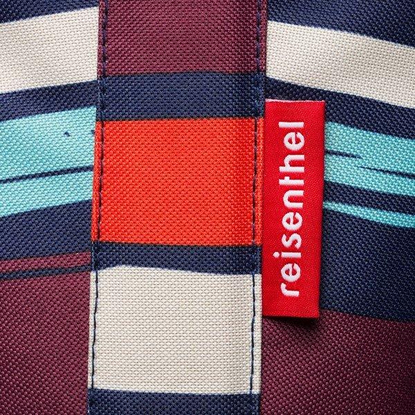 Reisenthel carrybag 2 (artist stripes) Bevásárlókosár 06