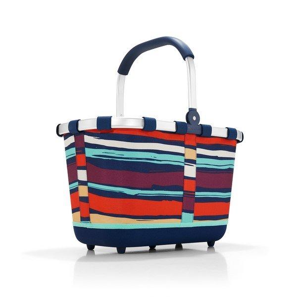 Reisenthel carrybag 2 (artist stripes) Bevásárlókosár