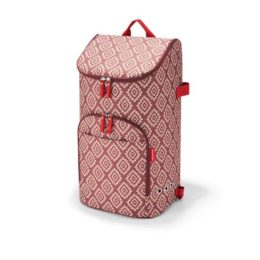 citycruiser bag (diamonds rouge)