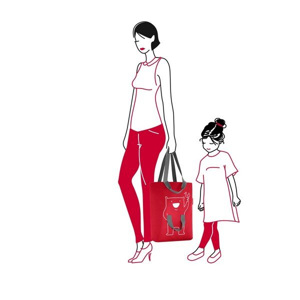 familybag (red)