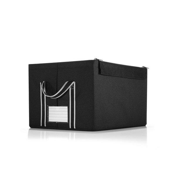 Reisenthel storagebox M (black) Tárolódoboz