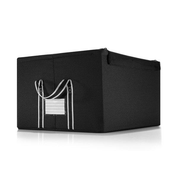 Reisenthel storagebox L (black) Tárolódoboz