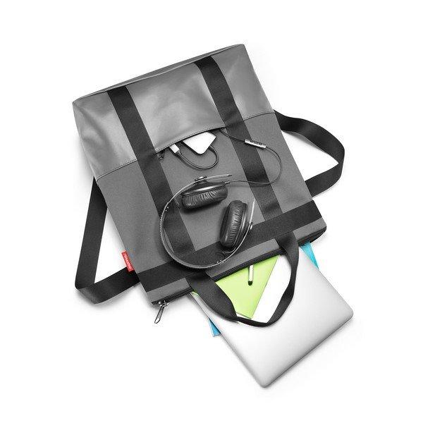 Reisenthel daypack (canvas grey) Utazó sporttáska 02