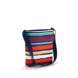 shoulderbag S (artist stripes) 02