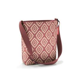Reisenthel shoulderbag S (diamonds rouge) Kézi és válltáska
