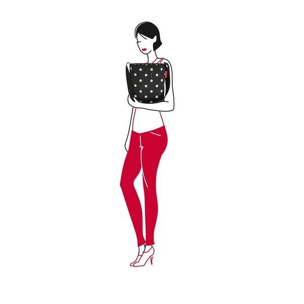 Reisenthel shoulderbag S (mixed dots) Kézi  és válltáska 03