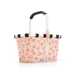 carrybag XS kids (cats and dogs rose)