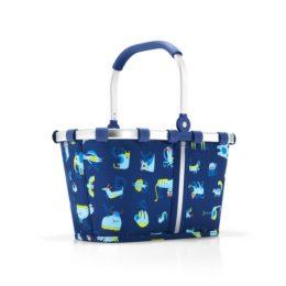 Reisenthel carrybag XS kids (abc friends blue) Bevásárlókosár