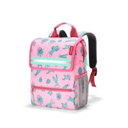 backpack kids abc (cactus pink)