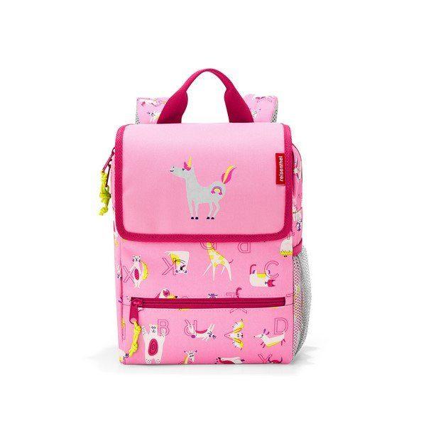 Reisenthel backpack kids abc (abc friends pink) Hátizsák 03