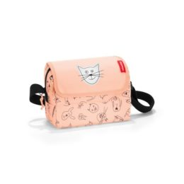 Reisenthel everydaybag kids (cats and dogs rose) Kézi és válltáska