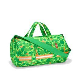 Reisenthel mini maxi dufflebag S kids (greenwood) Utazó sporttáska