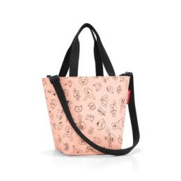shopper XS kids (cats and dogs rose)