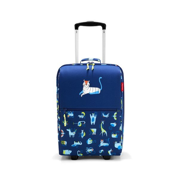 Reisenthel trolley XS kids (abc friends blue) Bőrönd 02