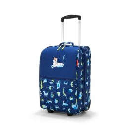 Reisenthel trolley XS kids (abc friends blue) Bőrönd