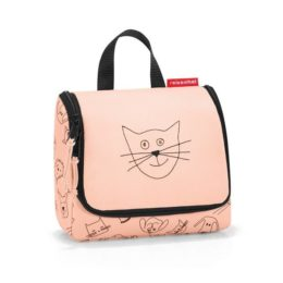 toiletbag S kids (cats and dogs rose)