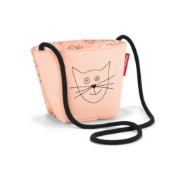 minibag kids (cats and dogs rose)