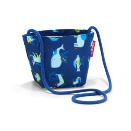 Reisenthel minibag kids (abc friends blue) Kézi  és válltáska