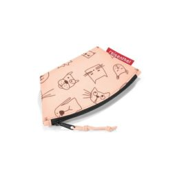 coin purse kids (cats and dogs rose)