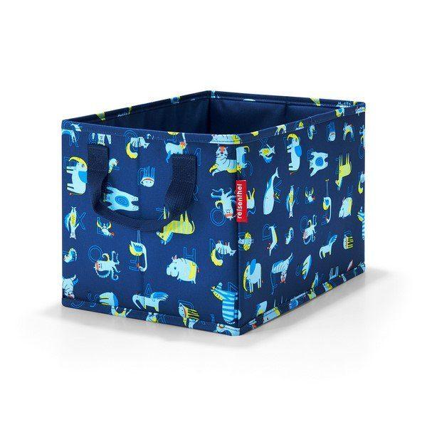 Reisenthel storagebox kids (abc friends blue) Tárolódoboz
