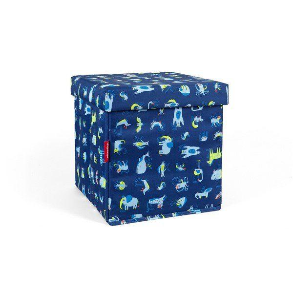 Reisenthel sitbox kids (abc friends blue) Tárolódoboz