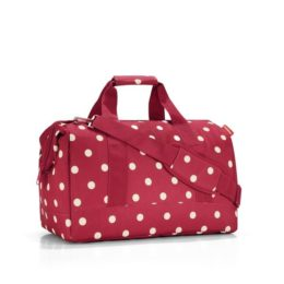 allrounder L (ruby dots)