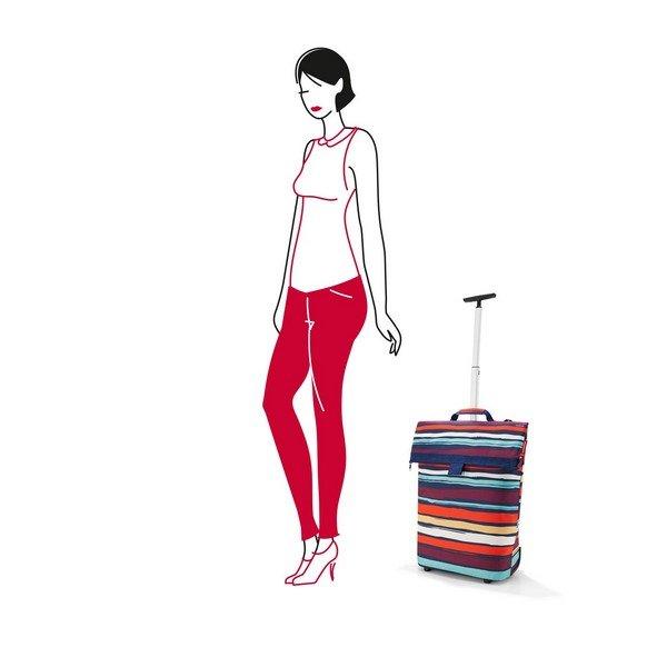 trolley M (artist stripes) 02
