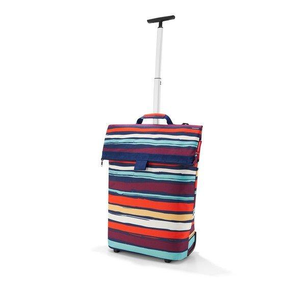 trolley M (artist stripes)