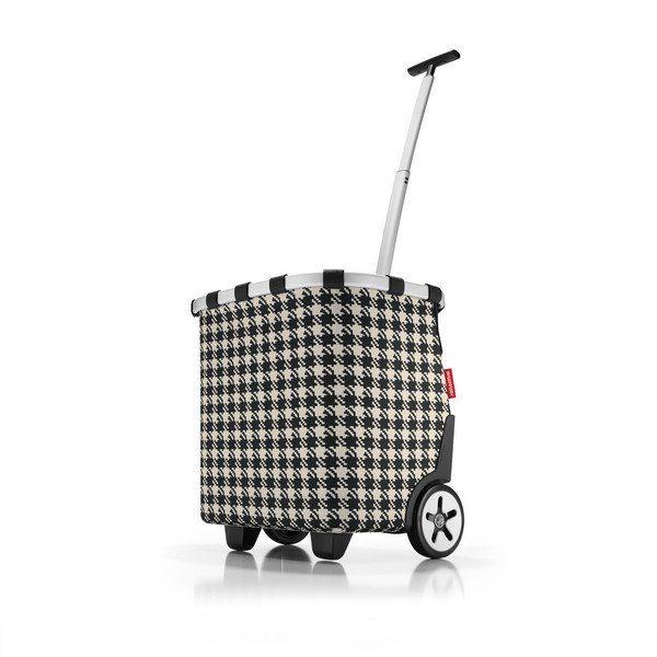 Reisenthel carrycruiser (fifties black) Bevásárlókosár