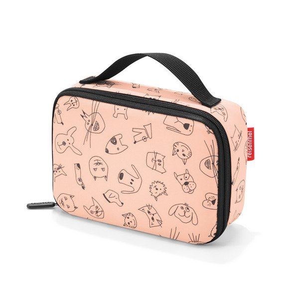 thermocase kids (cats and dogs rose)