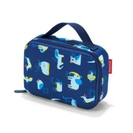 Reisenthel thermocase kids (abc friends blue) Hűtőtáska