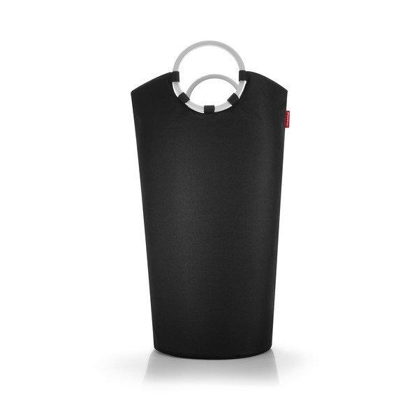Reisenthel looplaundry (black) Szennyestartó