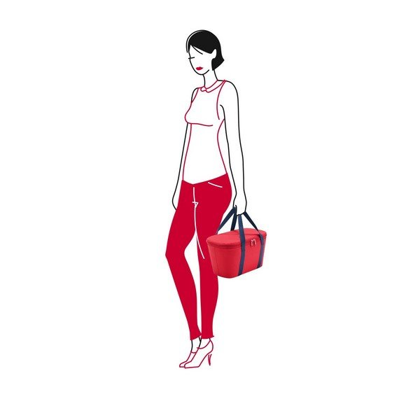 coolerbag XS (red) 02
