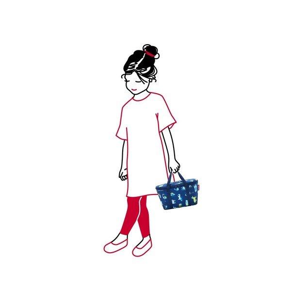 Reisenthel coolerbag XS kids (abc friends blue) Hűtőtáska 03