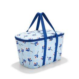 Reisenthel coolerbag (leaves blue) Hűtőtáska