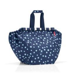 Reisenthel easyshoppingbag (spots navy) Bevásárlótáska