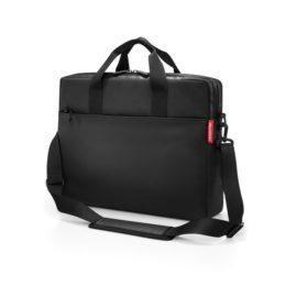 Reisenthel workbag (canvas black) Kézi és válltáska