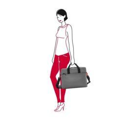 Reisenthel workbag (canvas grey) Kézi  és válltáska 03