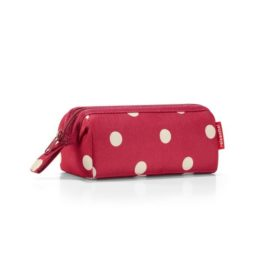 travelcosmetic XS (ruby dots)