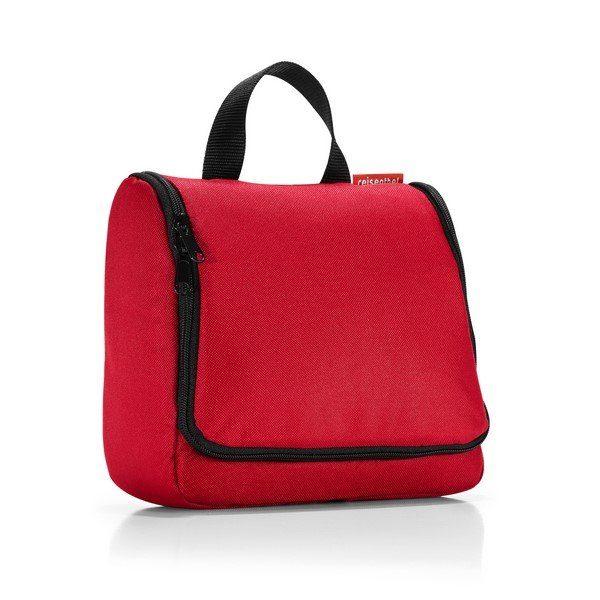Reisenthel toiletbag (red) Pipere kozmetikai táska