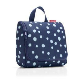 Reisenthel toiletbag (spots navy) Pipere kozmetikai táska