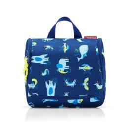 Reisenthel toiletbag kids (abc friends blue) Pipere kozmetikai táska 02